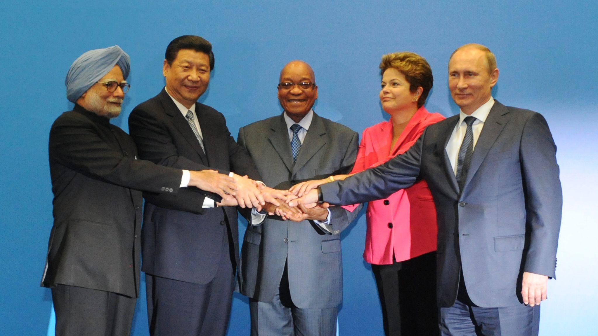BRICS crean Banco de Desarrollo