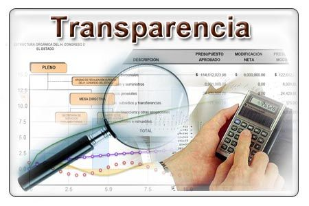 Transparencia en los gobiernos